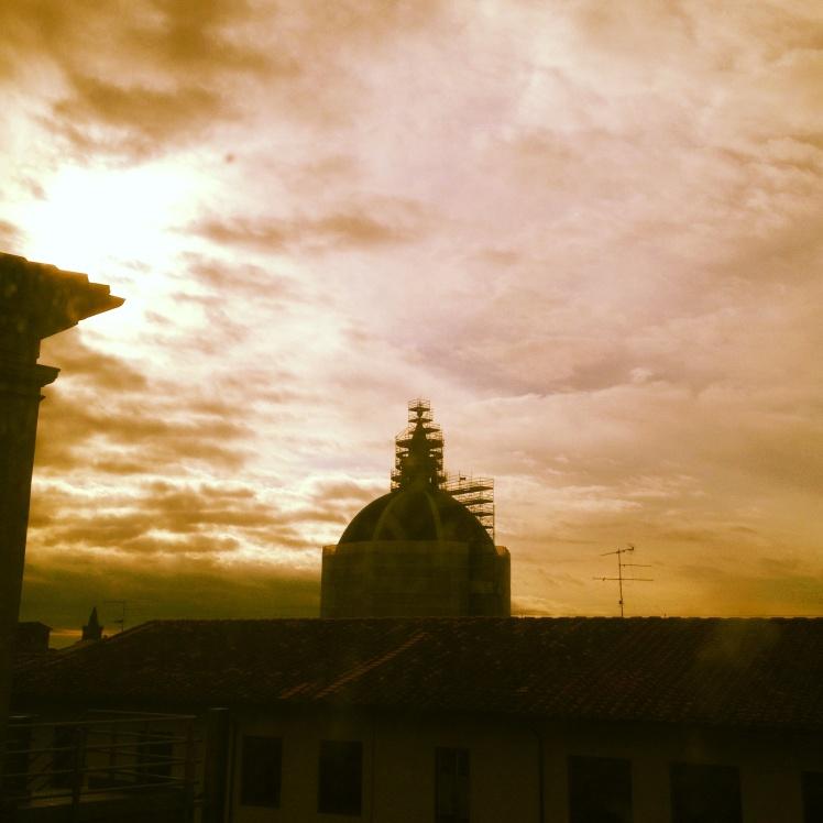 Pistoia's dome