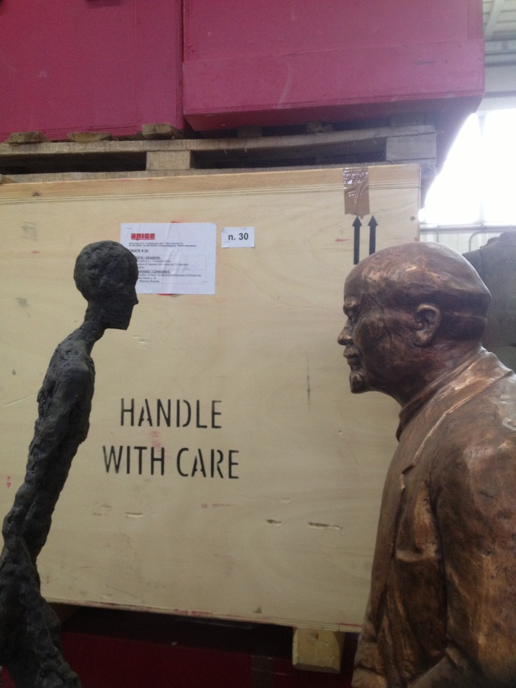 Lenin meets capitalism