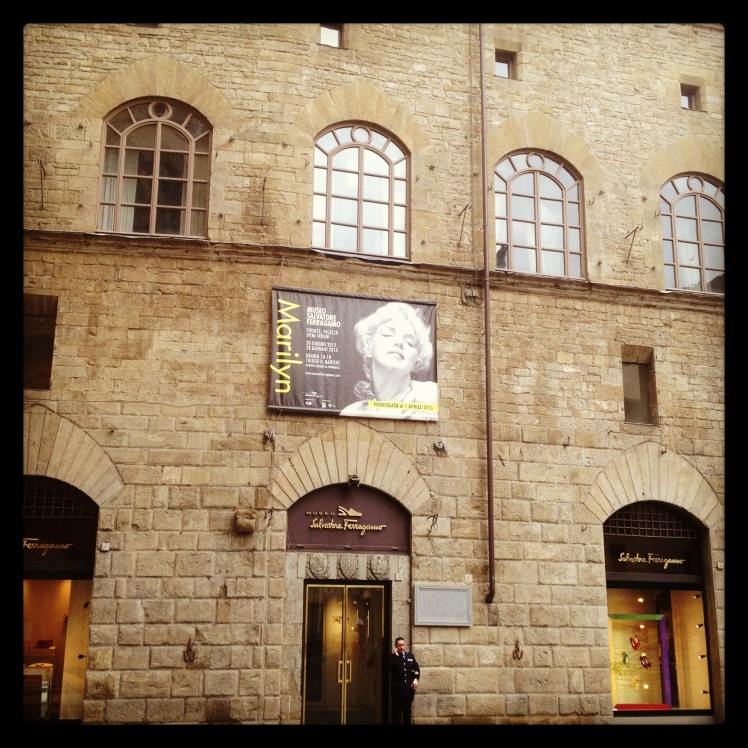 Ferragamo's shoes museum in Florence