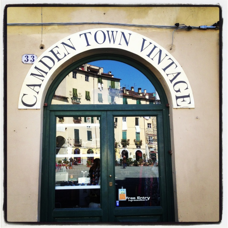 Camden Town in Tuscany!