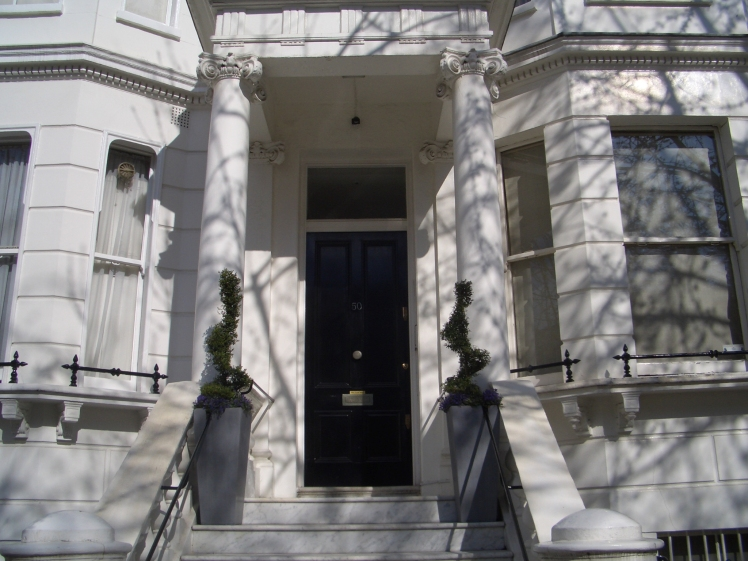 London : homes