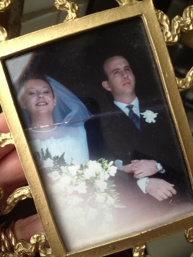 My wedding anniversary