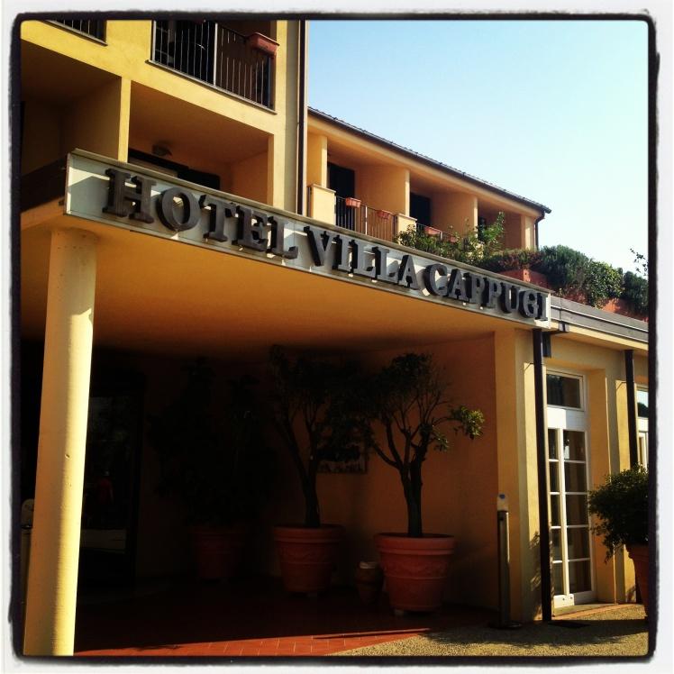 Grand Hotel Villa Cappugi ~Pistoia~