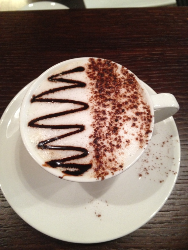 THICK FOAM CAPPUCCINO by DAMIER CAFE'