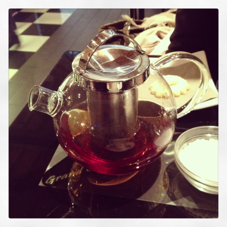 TEA&SPECIAL SUGARS BY LE DAMIER CAFE'