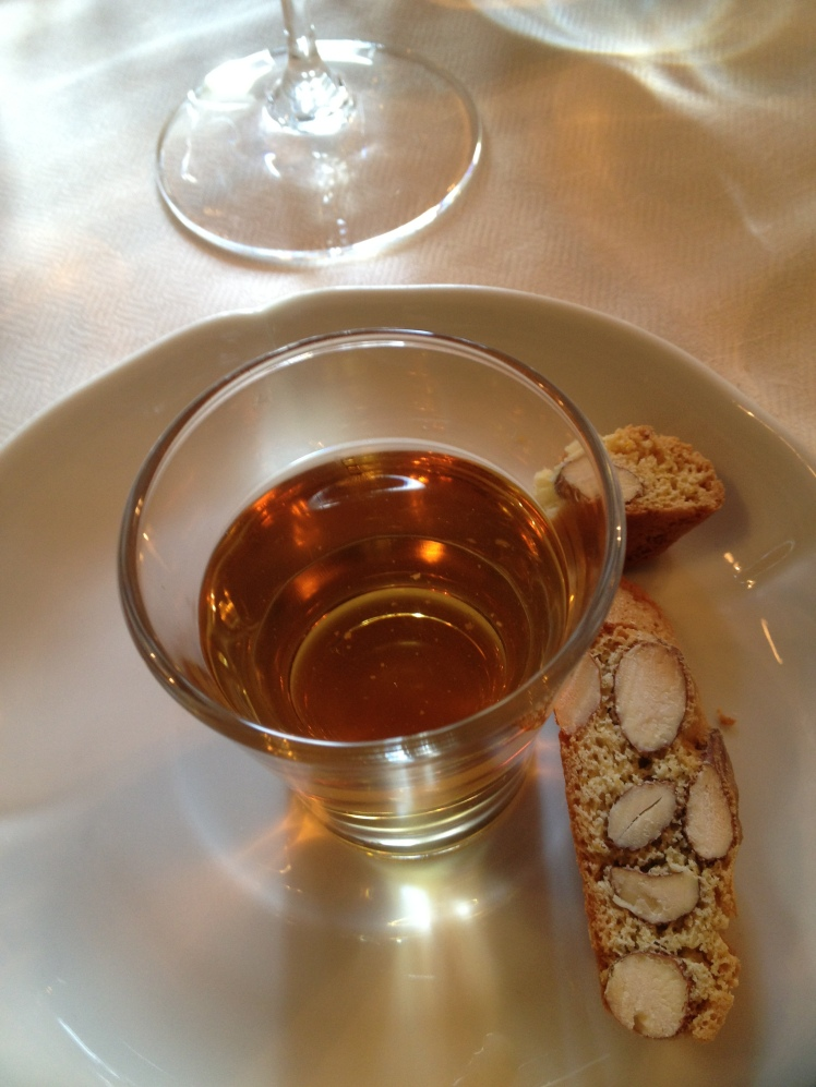 Tuscan Vin Santo - dessert wine