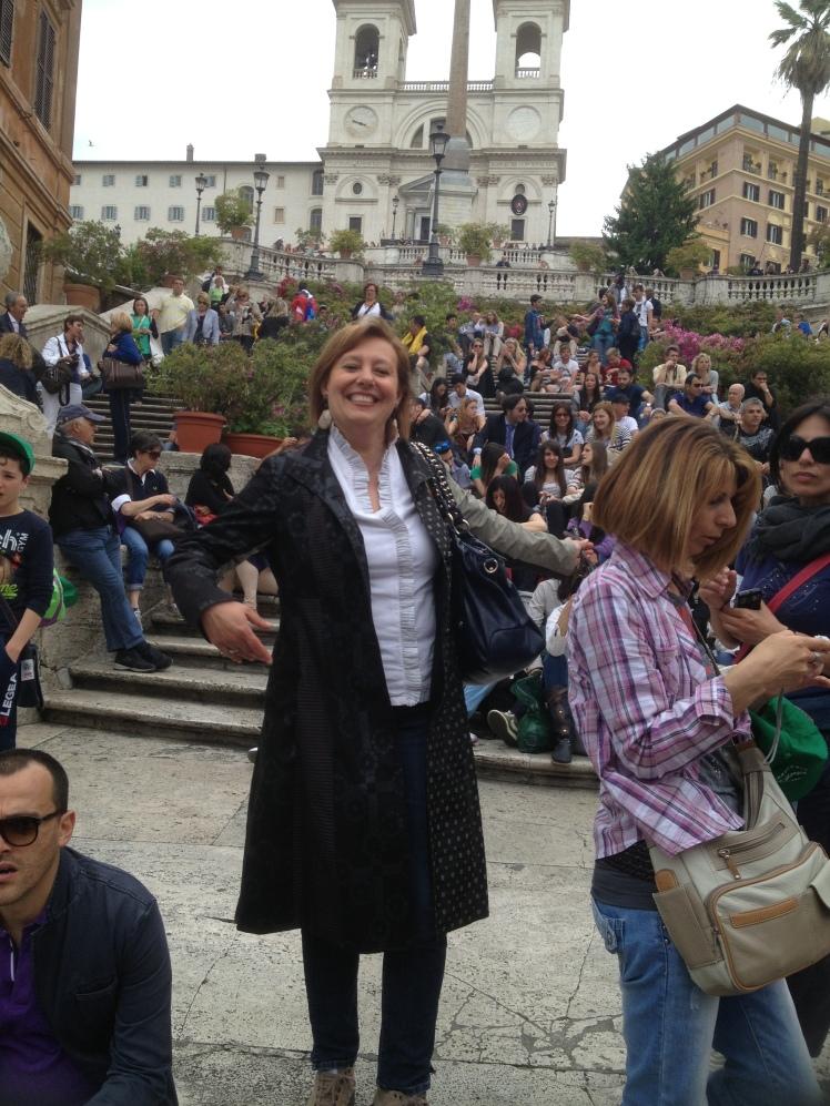 Enjoy Piazza di Spagna, Rome!