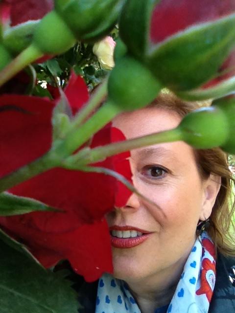 ROSE BARNI IN PISTOIA : breakfast with roses
