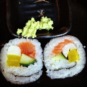 Love wasabi a lot