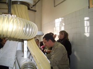 Pasta Martelli since 1926 a family of pasta makers in Tuscany