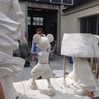 Alexander Kosolapov in Pistoia : a #sotsart artist