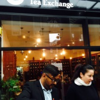 London to me : London Tea Exchange tasting