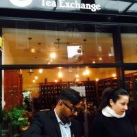 London to me : London Tea Exchange tasting