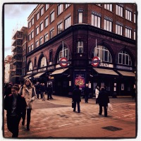 London to me : Covent Garden a small Beautiful world