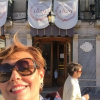 My Lisbon : since 1829 an historical charming cafè with a view