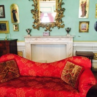 Florence :  Elisabeth Barret Browning house museum - love story &  poems, an Italian life