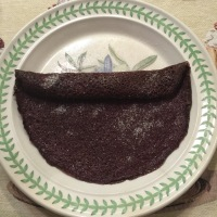 MadeinPistoia : ever tried migliacci?a special kind of crêpe made of...blood!
