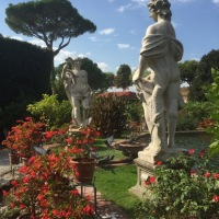 Lucca & Pfanner Palace : feeling as a princess like Nicole Kidman!