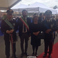 Pistoia : in Italy today we celebrate Carabinieri institution since 1814