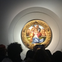 A look inside the Uffizi Gallery