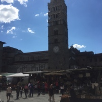 Open market in Pistoia is back after lockdown !